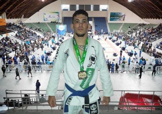 Piauiense disputa campeonato Europeu de Jiu-Jitsu em Portugal