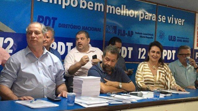Ciro Gomes chama governadores de Rio, São Paulo e Minas de malucos