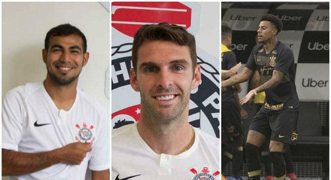 Ataque renovado: Corinthians se reforça na frente por 2019 melhor