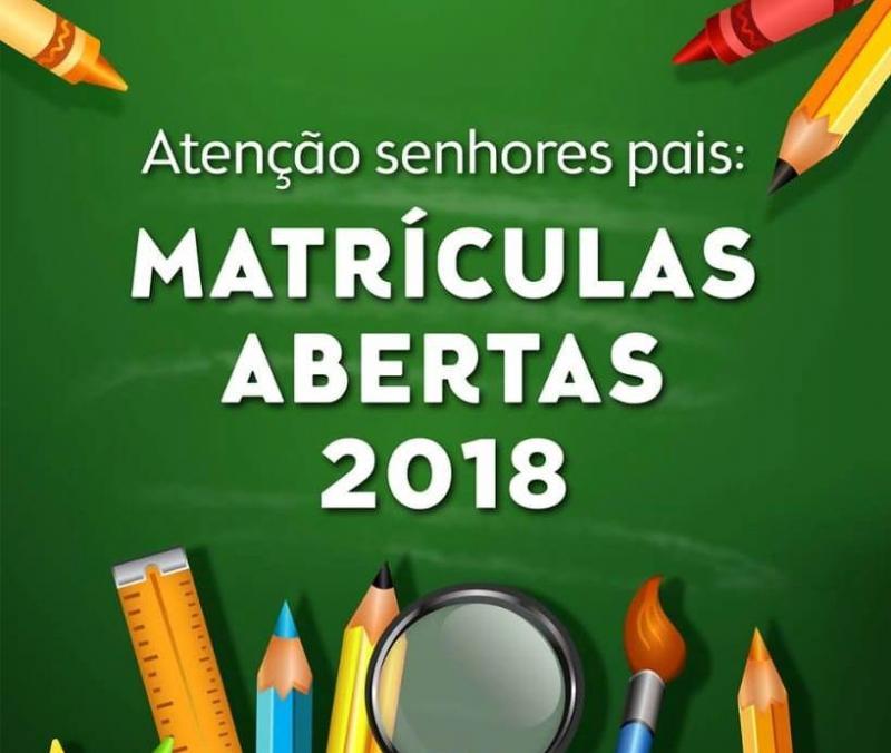 Rede de ensino municipal de Monte Alegre-PI, abre matrículas para 2019