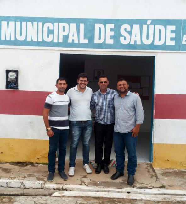 Saúde em São João da Serra agora conta com médico ortopedista