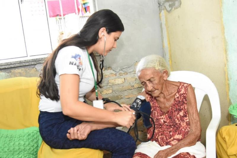 Equipes do NASF reforçam prevenção na atenção básica de Floriano
