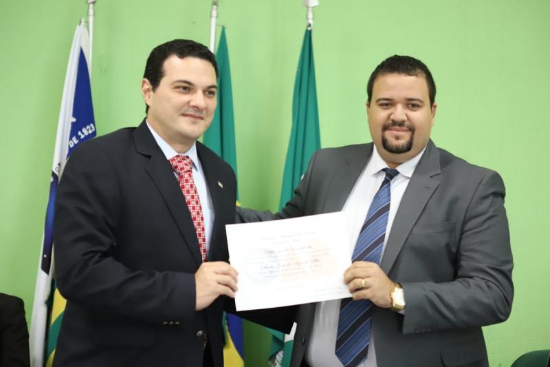 Celebrada posse da Nova  diretoria da OAB de Campo Maior