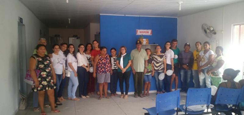 Saúde de Simões desenvolve ações da Campanha Janeiro Branco