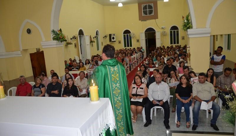 Missa em Ação de Graças abre aniversário de Padre Marcos