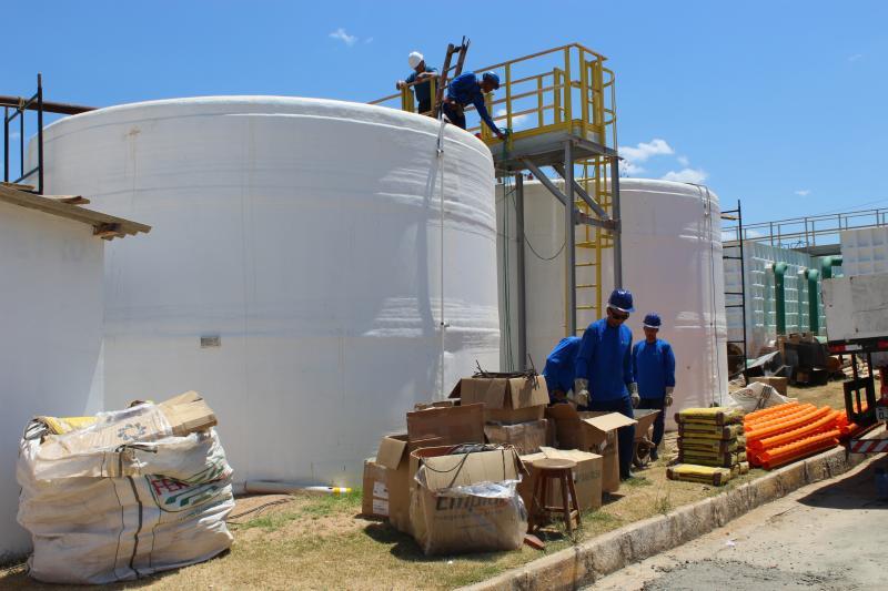 Abastecimento de água é interrompido em bairros de Teresina