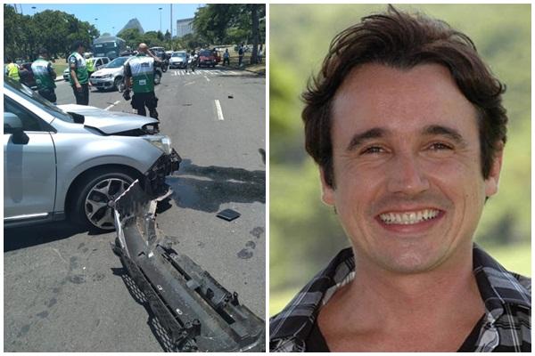 Ator Caio Junqueira sofre acidente e é internado em estado grave
