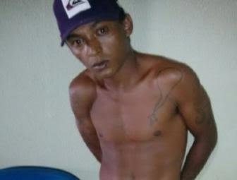 Acusado de cometer assalto é preso em Oeiras