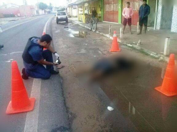 Homem é morto com 12 facadas na cidade de Luís Correia