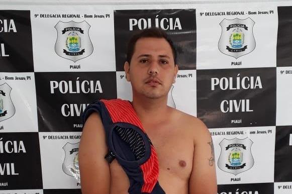 Maior traficante da região sul do Piauí é preso pela Polícia Civil