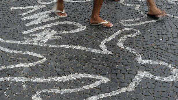 Brasil bate recorde em número de mortes violentas