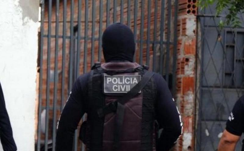 Polícia deflagra operação para capturar foragidos no PI e SP