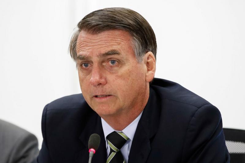 Bolsonaro comenta empréstimos do BNDES