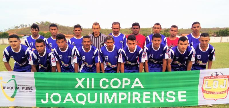 Copa Joaquimpirense de Futebol: Tipís Goleia Veteranos e Classifica para Próxima Fase