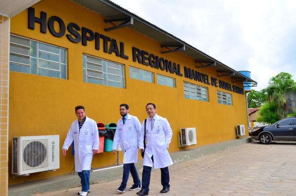 Hospital Regional de Bom Jesus receberá médicos concursados