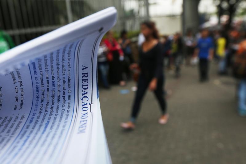Piauiense atinge nota máxima na redação do Enem