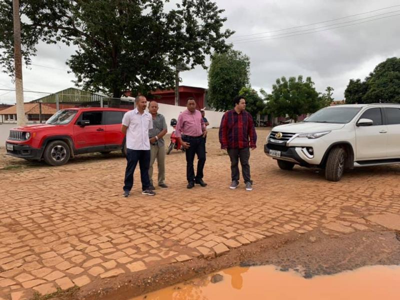 Avenida Dirceu Arcoverde receberá reparos em Floriano