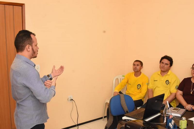 Reunião entre COEF e órgãos de segurança discute organização do carnaval
