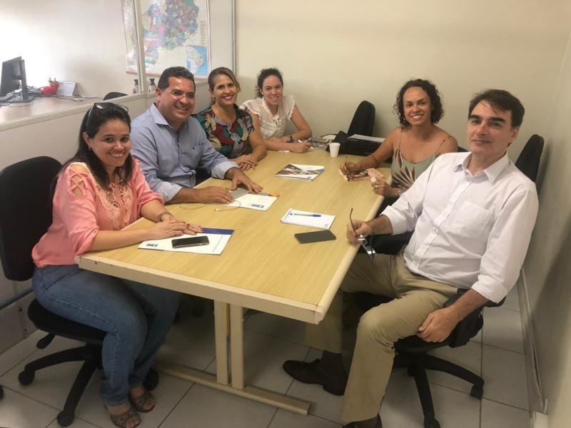 Prefeito de Demerval Lobão firma parceria com Programa das Nações Unidas