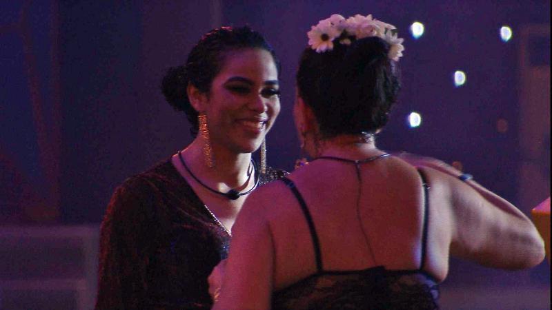 BBB19: Sister diz para Elana que torce para nordestina ganhar