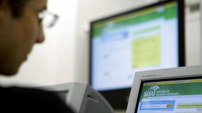 Ministério da Educação lança programa para simular nota no Sisu
