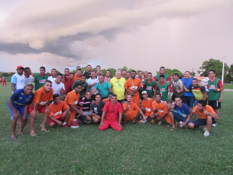 Fluminense se consagra  campeão do campeonato dos festejos de são sebastião