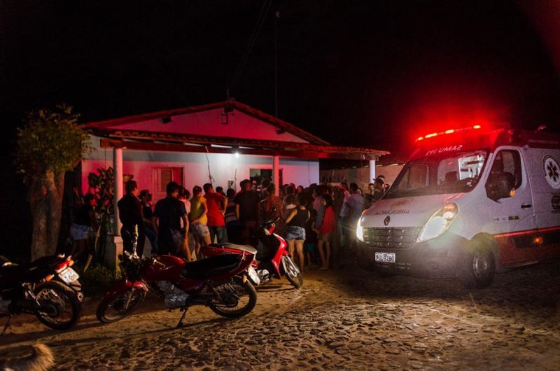 Homem é morto com sete tiros na frente da esposa no Piauí