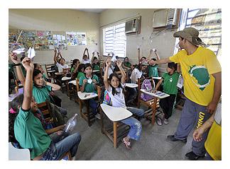 Rondon realiza projetos de intervenção social em Boa-Hora e Boqueirão