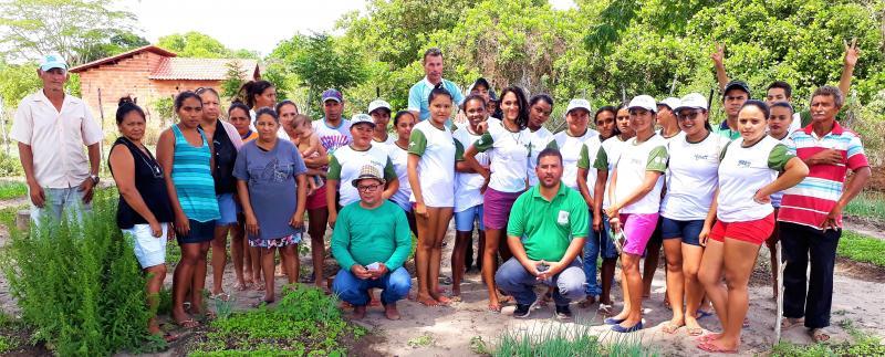 Prefeitura municipal realiza curso para pequenos produtores rurais