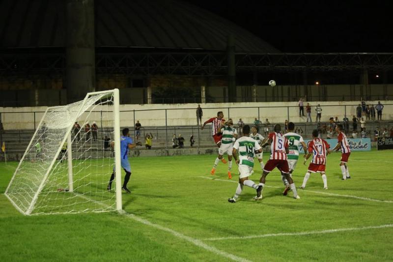 Estreia do Campeonato Piauiense é marcada por empates
