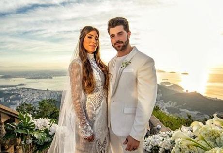 DJ Alok sofre acidente durante lua de mel com Romana Novais