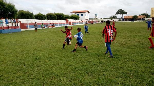 Emelec vence a Vila Nova no Campeonato Sub 14 e 15 em Agricolândia