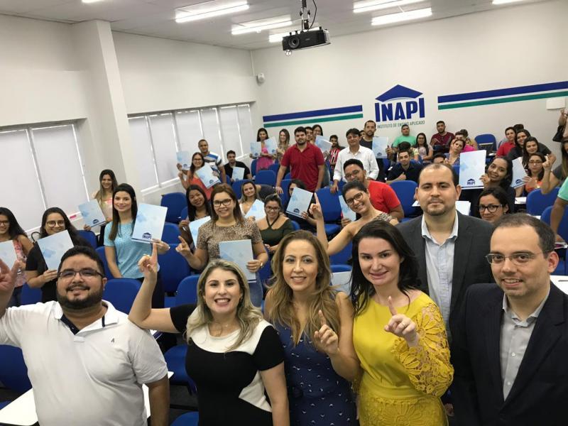 INAPI lança novas turmas para preparatório de exame da OAB