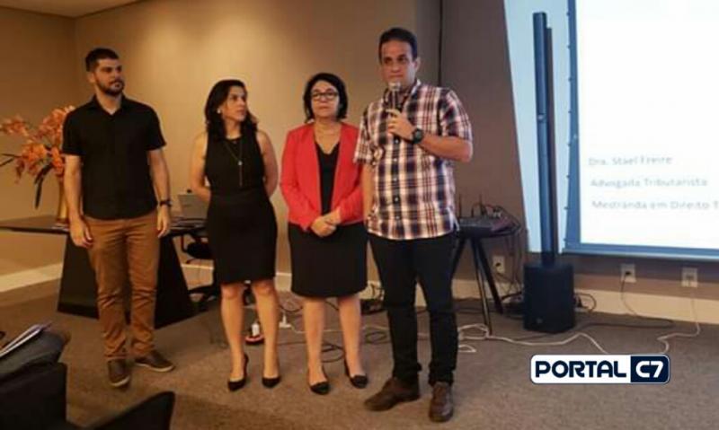 AMPAR realiza Palestra sobre Arrecadação e Transferência para gestores