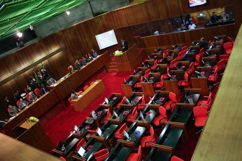 Deputados decidem pelo voto secreto e em cédula para eleições da Alepi