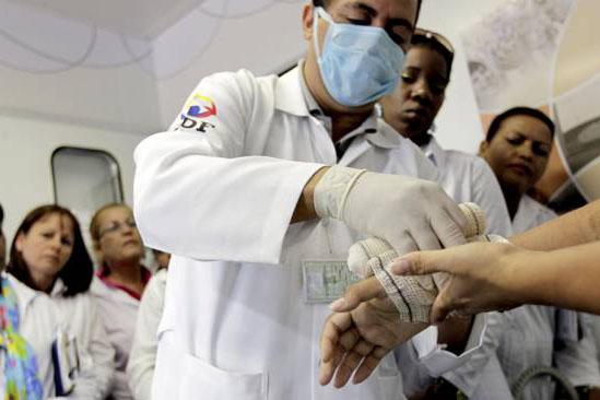 Médicos têm novas datas para selecionar municípios