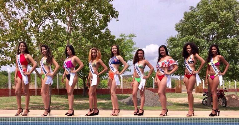 Veja as candidatas que vão concorrer ao título de Miss Francisco Ayres 2017