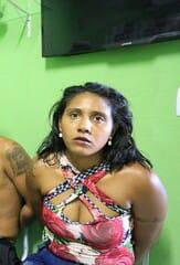Mulher é presa acusada de tráfico de drogas na zona norte de Teresina