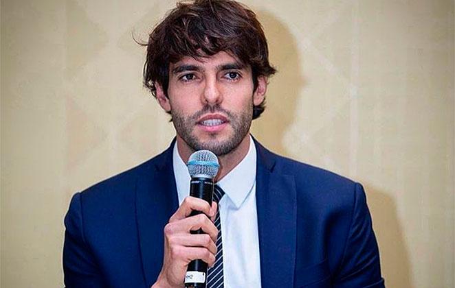 Kaká pode integrar diretoria da Confederação Brasileira de Futebol