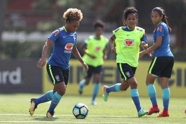 Jogadora piauiense é convocada para Seleção Brasileira