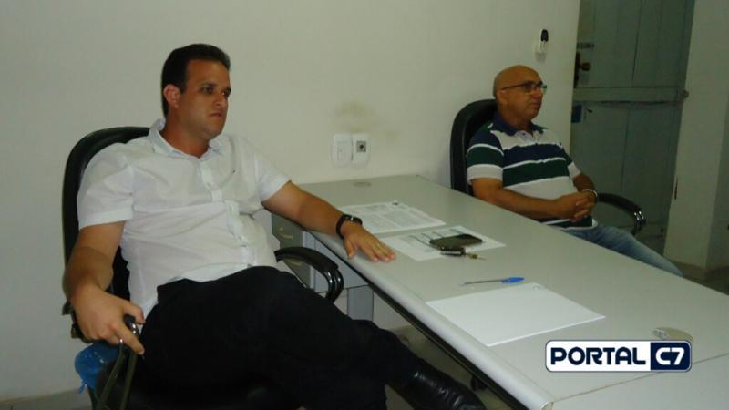 Diego Teixeira se reúne com pastores para programação do Dia do Evangélico