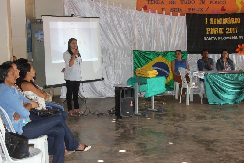 Educação: Santa Filomena realiza Primeiro Seminário PNAIC 2017
