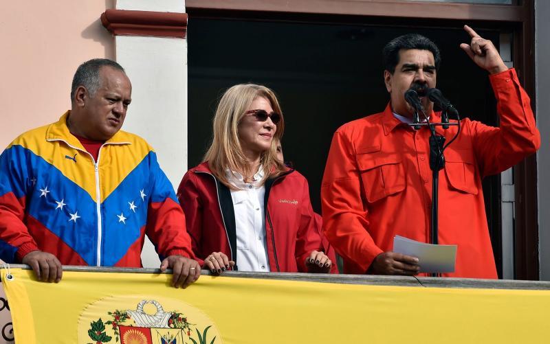 Maduro rejeita declaração de Guaidó como presidente