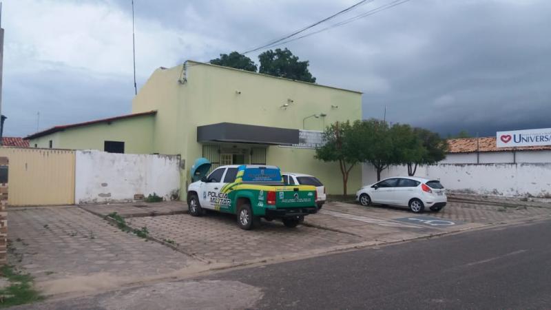 Caminhão da Ultragaz é alvo de assaltantes na PI-211 no Norte do Piauí