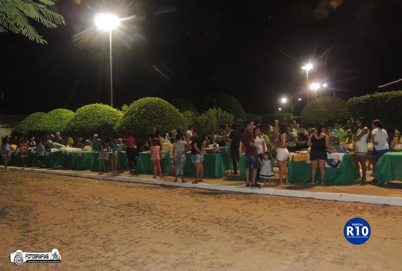 Feira Cultural marca início do 23° aniversário de Campo Largo-PI