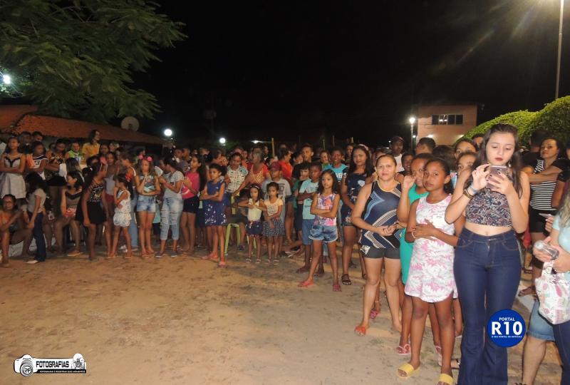 Público expressivo marcam presença em Shows de Calouros em Campo Largo-PI