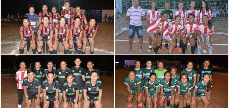 Torneio de Futebol Feminino abre programação do aniversário de Caridade