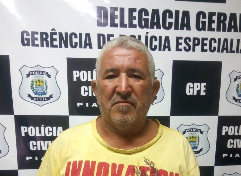 Homem é preso por extorquir dinheiro da mãe no Piauí