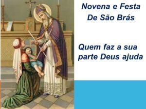 Festejo de São Brás em Morro Cabeça no Tempo começa nesta sexta