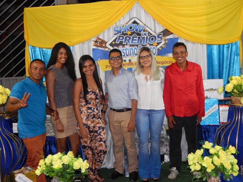 II Show de Prêmios em Cristino Castro foi um sucesso